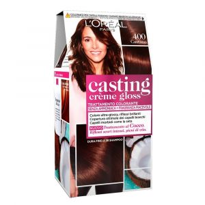 L'OREAL Casting Creme Gloss Castano 400