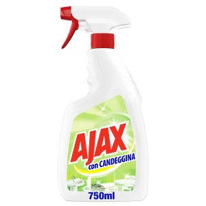 AJAX Detersivo Spray Candeggina 750ml