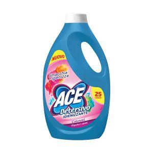 ACE Liquido Lavatrice 25 Lavaggi Colorati