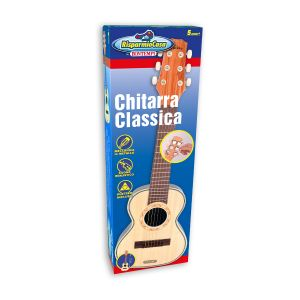 BONTEMPI Chitarra Classica a 6 Corde Di Metallo 70