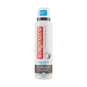 BOROTALCO Deodorante Spray Invisibile Fresh 150ml