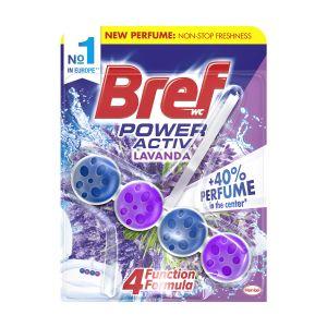 BREF Wc Detergente Igienizzante Power Action Lavanda 50gr