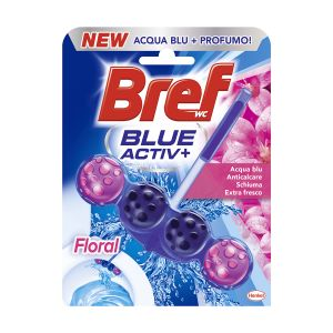 BREF Wc Detergente Profumatore Bagno Floral 50gr