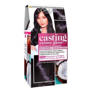 L'OREAL Casting Creme Gloss Nero Blu N.210