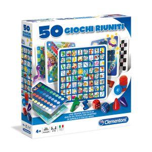 CLEMENTONI 50 Giochi Riuniti