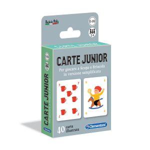 CLEMENTONI Carte Junior