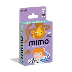 CLEMENTONI Carte Mimo