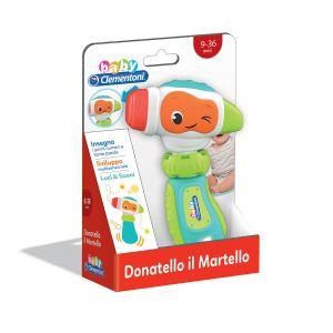 CLEMENTONI Donatello Il Martello