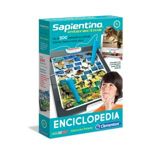 CLEMENTONI Sapientino Interactive - Enciclopedia