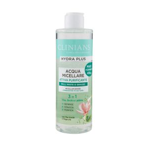CLINIANS Acqua Micellare Purificante 400ml