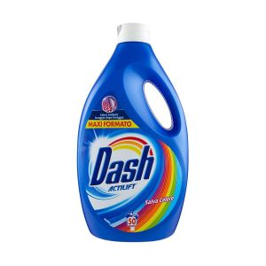 DASH Liquido 50 Lavaggi Color