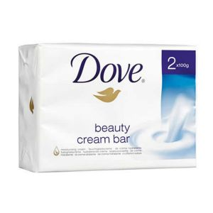 DOVE Saponetta Beauty Cream Bar 2 x 100g