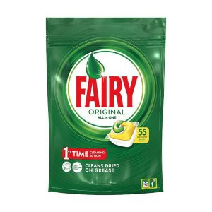 FAIRY Original Lemon 55 Caps