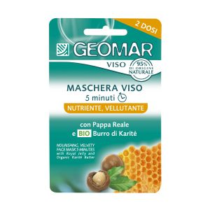 GEOMAR Maschera Viso Nutriente 15 ML