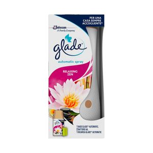 GLADE Automatic Spray Base Con Ricarica Relaxing Zen 269 ML