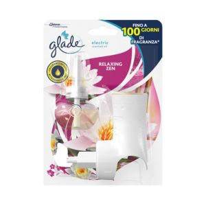 GLADE Essential Oil Diffusore Elettrico Base Relaxing Zen