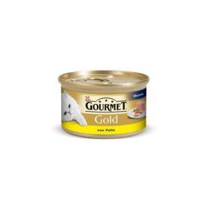 GOURMET Gold Mousse Pollo 85 gr