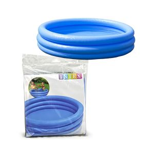 INTEX Piscina Crystal Blu Piccola 114x25cm