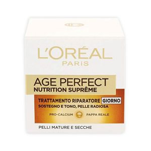 L'OREAL Crema Viso Anti-rughe Age Perfect Nutrition Supreme  50 ML