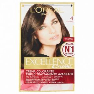 L'OREAL Paris Tinta Capelli Excellence 4 Castano