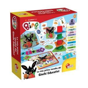 LISCIANI Bing Raccolta Giochi Educativi Baby