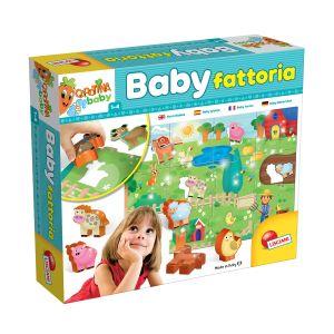 LISCIANI Carotina Baby Fattoria Puzzle