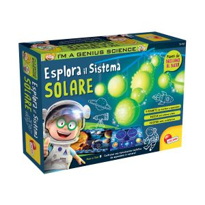LISCIANI I'm a Genius - Esplora Il Sistema Solare