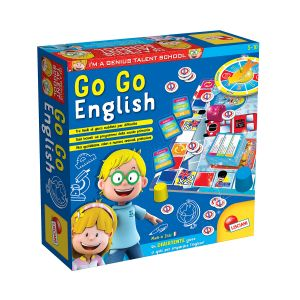 LISCIANI I'm a Genius - TS Go-Go English