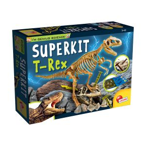 LISCIANI I'm a Genius - Super Kit T-Rex