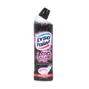 LYSOFORM Wc Gel Zero Calcare 750ml Pink