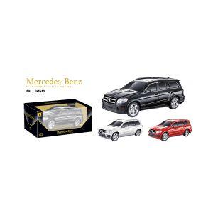 Mercedes-Benz GI550 Bianca/Nera/Rossa