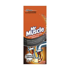 MR MUSCLE Niagara Power Granuli Cucina 250 GR