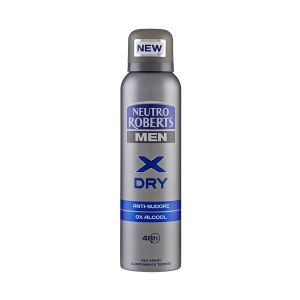 NEUTRO ROBERTS Men X Dry 150ml