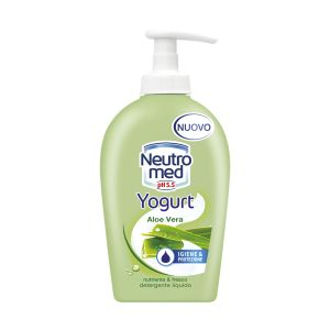 NEUTROMED Sapone Liquido Yogurt Aloe 300 ML