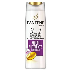 PANTENE Shampoo Balsamo Multinutriente 3in1 225ml