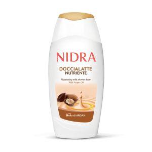 NIDRA Doccia Nutriente Olio di Argan 250 ML