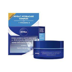 NIVEA Crema Viso Nutriente Riequilibrante 50 ML
