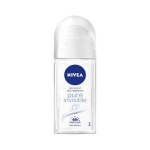 NIVEA Deodorante  Roll On Pure Invisible 50 ML