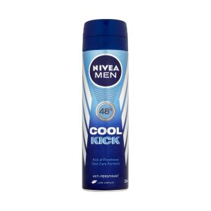 NIVEA Men Deodorante Spray Cool Kick 150 ML