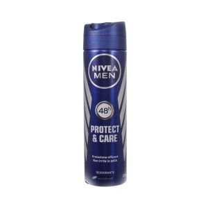 NIVEA Men Deodorante Spray Protect & Care 150 ML