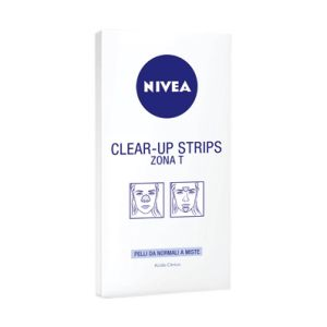 NIVEA Viso Clear Up Strips 6 Pezzi