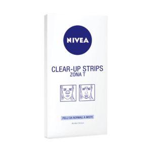 NIVEA Viso Clear Up Strips 6 Pezzi