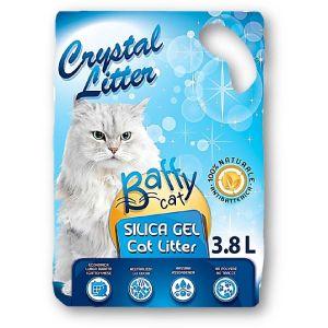 ELEGANT CAT Lettiera Silica Gel Gat Litter 3.8 L