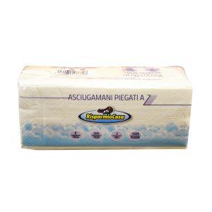 RISPARMIO CASA Asciugamani 2 Veli 200 pezzi