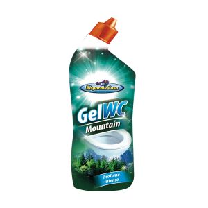 RISPARMIO CASA Gel Wc Disinfettante Mountain 750ml