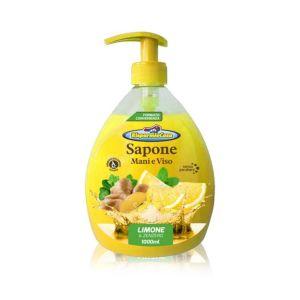RISPARMIO CASA Sapone Liquido Limone e Zenzero 1 L