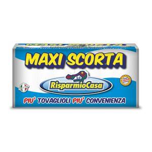 RISPARMIO CASA Tovaglioli Confezione Maxi 1 Velo