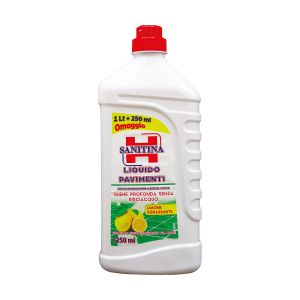 SANITINA Pavimenti Limone 1250ml