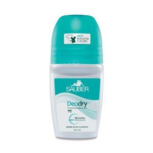 SAUBER Deodry Deodorante Roll On 50 ML