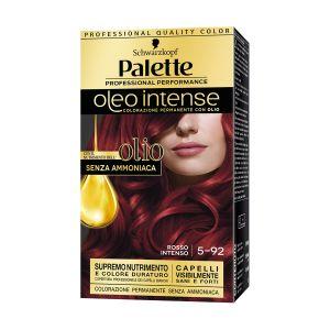 SCHWARZKOPF Palette Oleo Intense Colorazione Permanente 5-92 Rosso Intenso